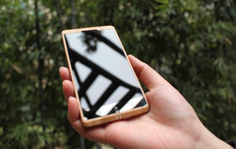 ADzero bamboo smartphone 6