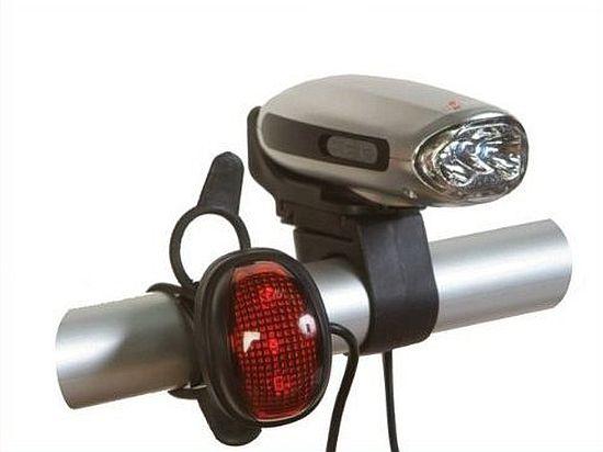 Power Plus Swallow Dynamo Bicycle Light