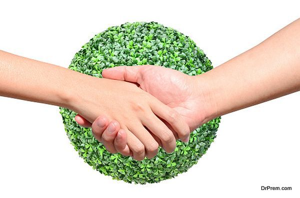 Agreement on green planet world