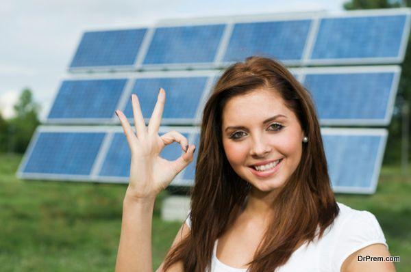 use renewable energy
