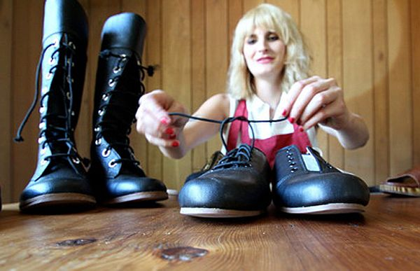 Nicora Johns ecofriendly shoe brand_1
