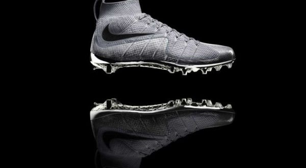 Nike unveils first football cleat 4