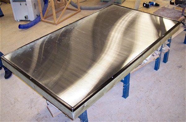 DIY solar air heater 2