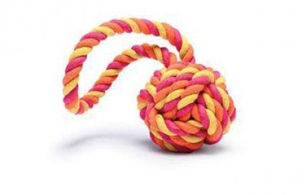 Toss Rope Toy by Olive,