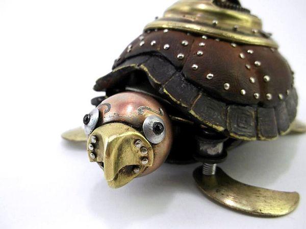 Turtle by Igor