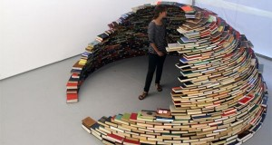 Old books igloo