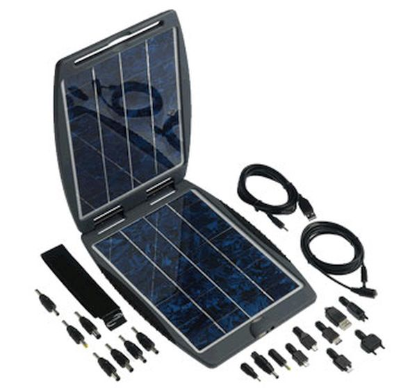 Solar gorilla solar charger