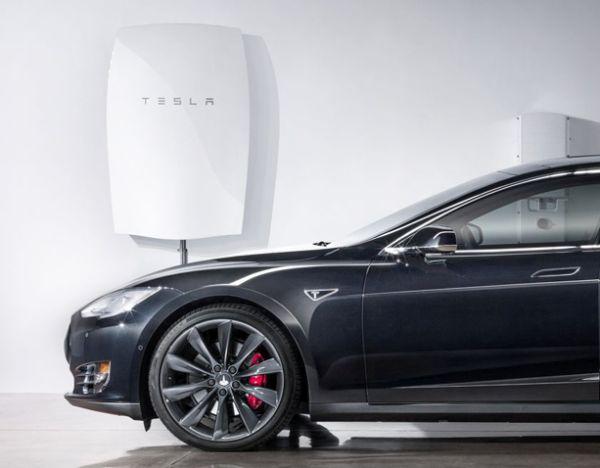 Tesla's Powerwall 1