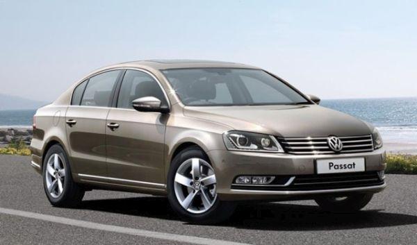 VW Passat TDI