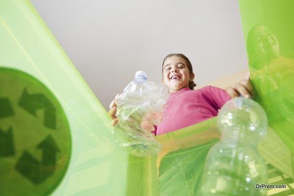 green activities in school