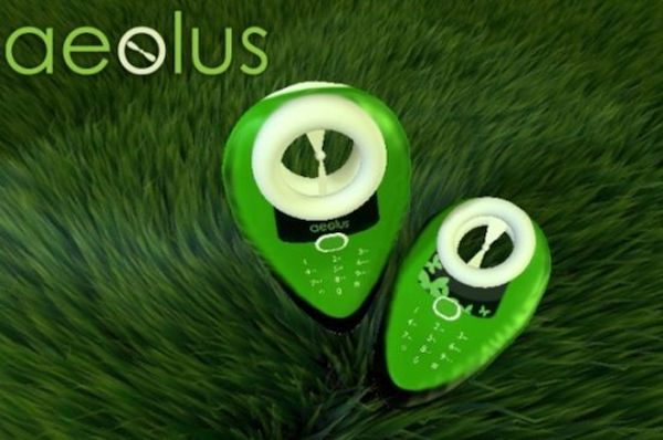 Aeolus Sustainable Phone
