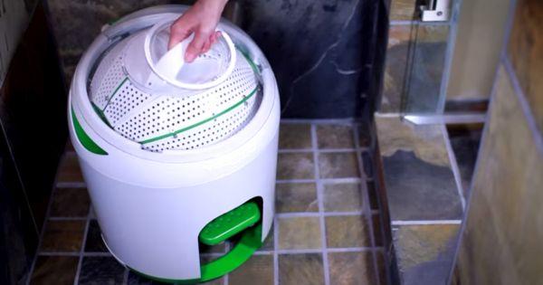 Drumi Foot Powered Washing Machines