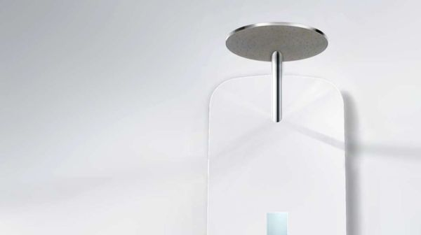 Bath water recycling Showers by Orbital Systems,