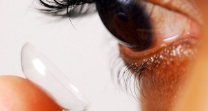first solar powered Smart Contact Lens