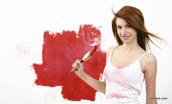 Choose VOC Free Paints