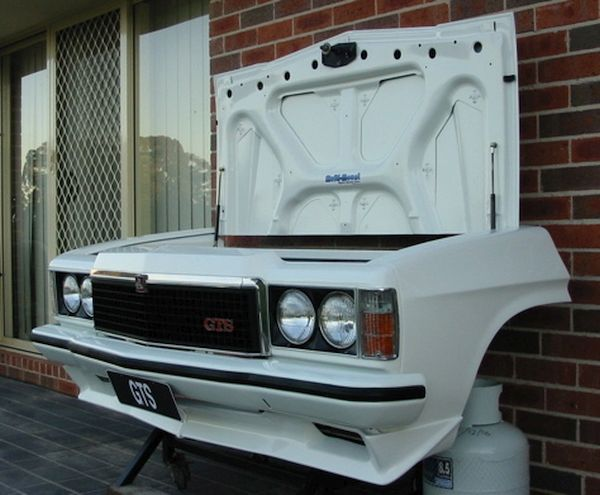 Holden Monaro GTS Barbeque Grill