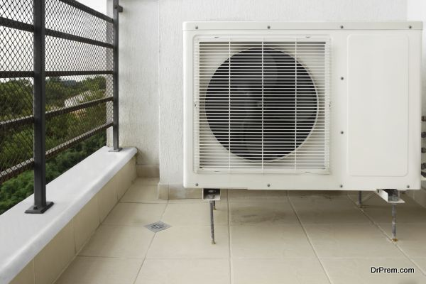 Outside Air Conditioner