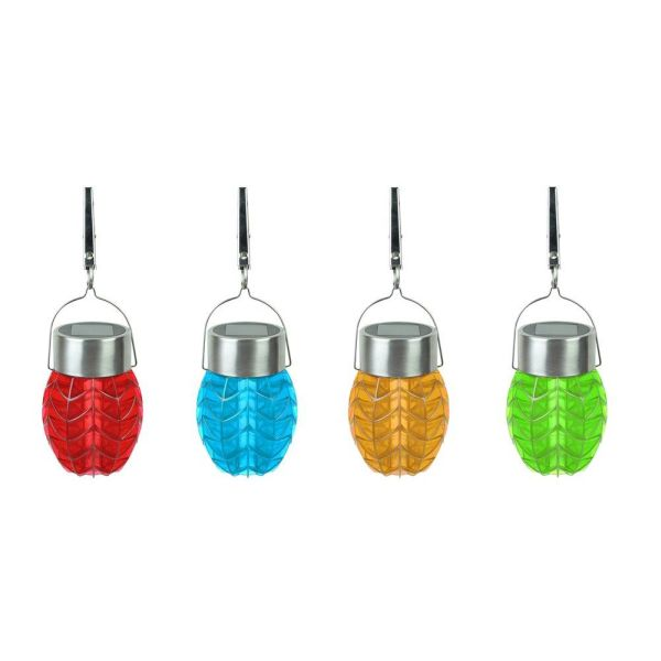 Color Change Solar Party Lights