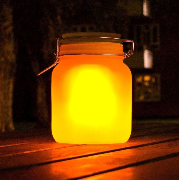 Sun Jar Yellow