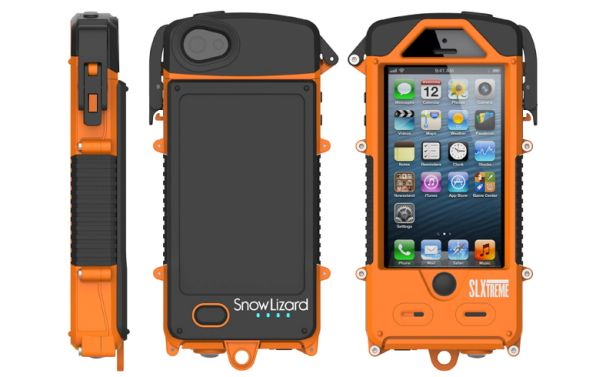 SLXtreme 5 Solar Powered Waterproof Case