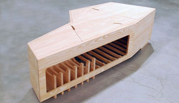 coffin-coffee-table Eco-Friendly Gadget