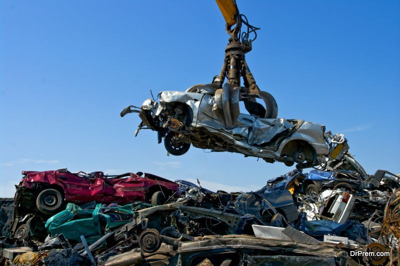 Car-Recycling-Process
