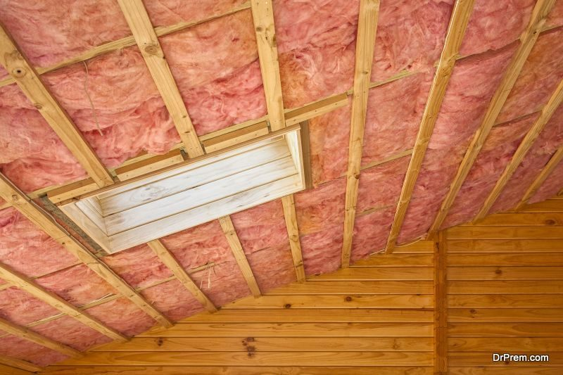 Hemp and wood insulation