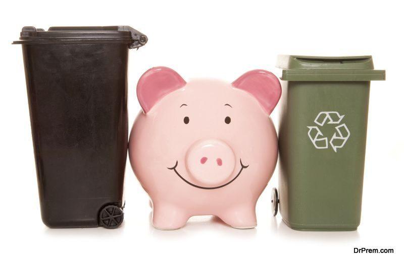 Disposal bin service