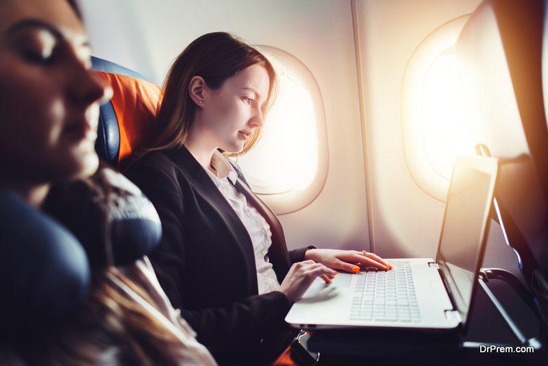 woman-in-flight