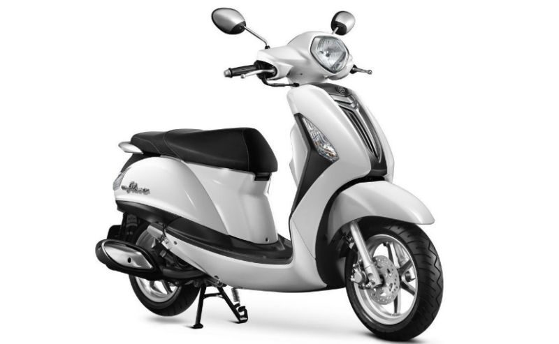 Nozza Grande-based 125cc automatic scooter