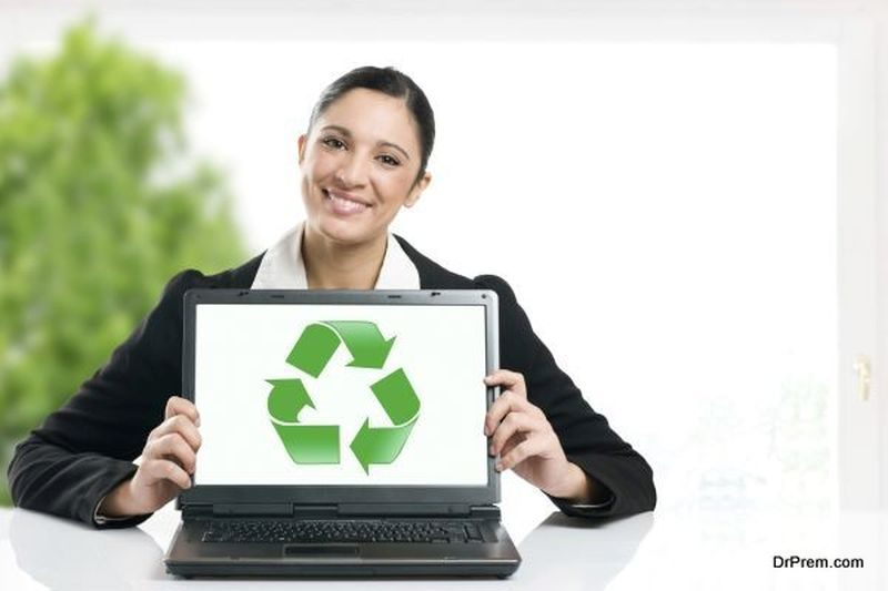 Be Paperless to Be a Green Company