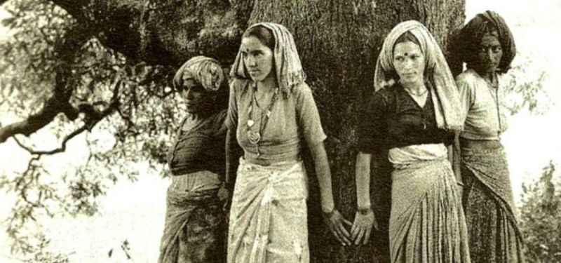 Chipko-Movement