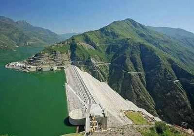 The controversy of Tehri dam