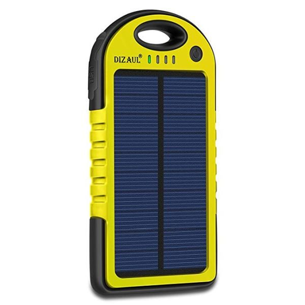Dizual portable Solar phone charger