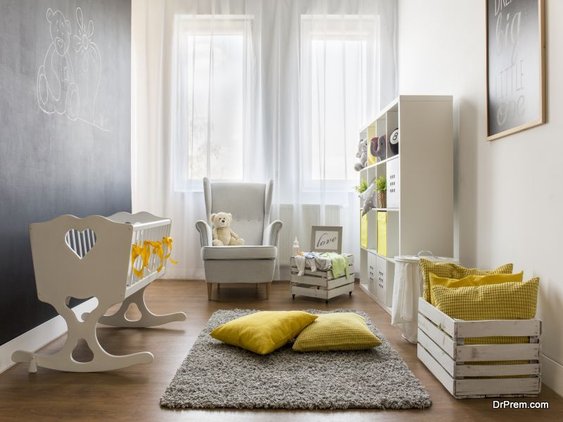 Eco-friendly nursery,