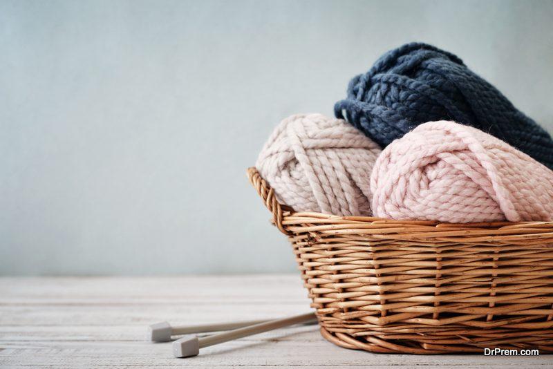 Recycled Yarns