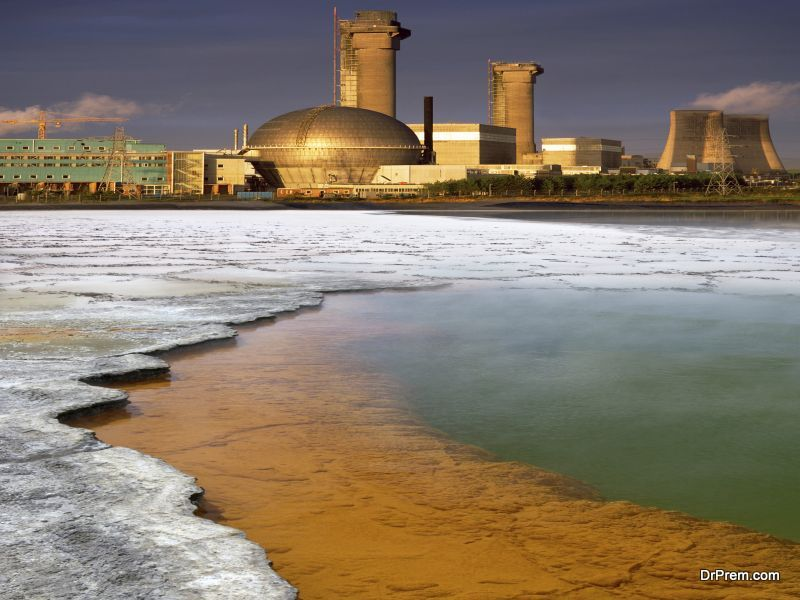 Nuclear Technology to Tap Radioactive Power