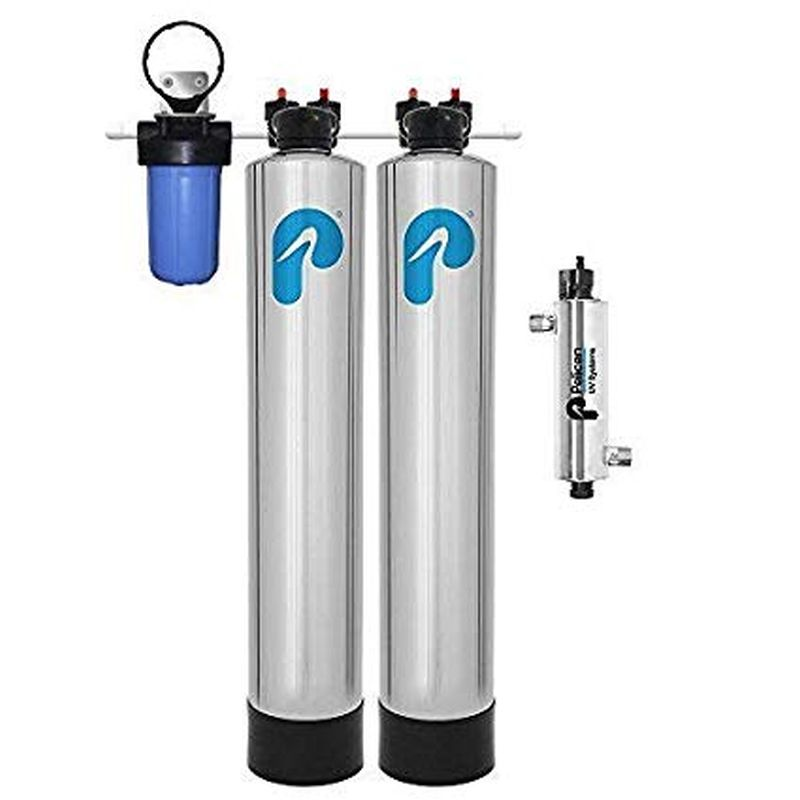 Salt-based Water Softeners With UV Protection