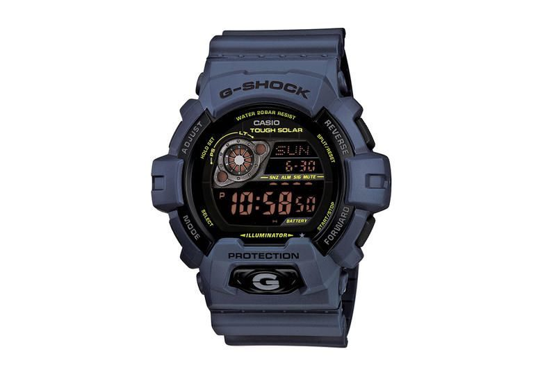 G-Shock Military inspired Solar Watches