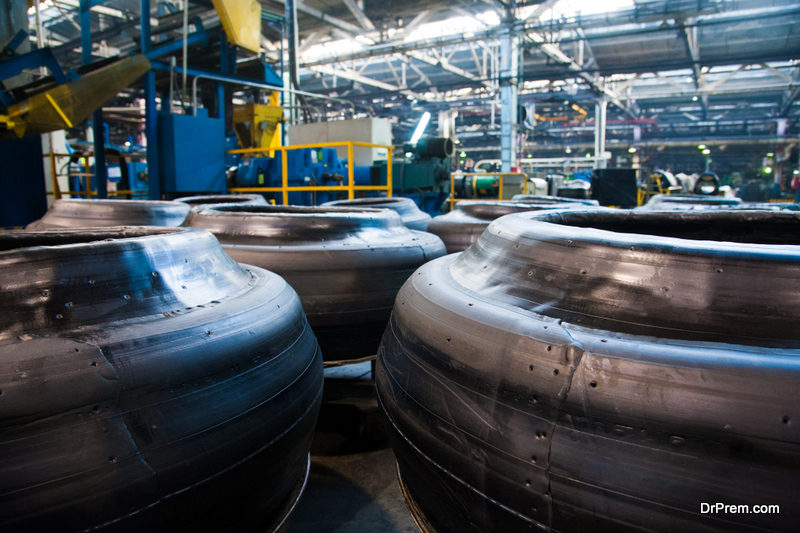 Tire-Manufacturing