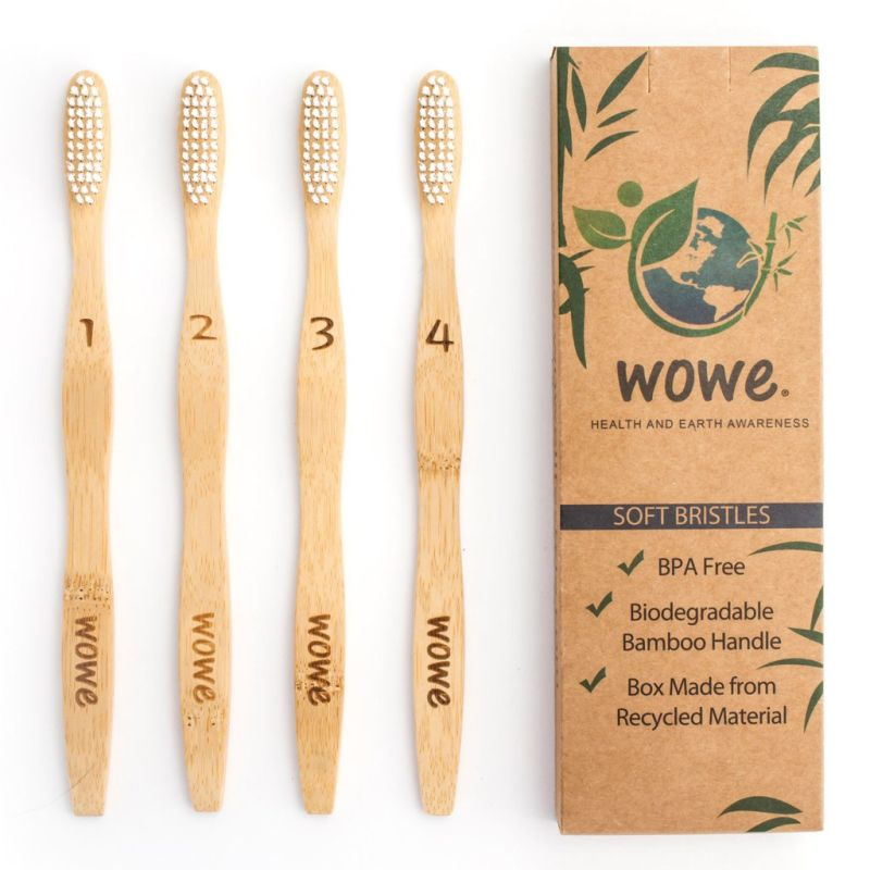 Toothbrushes by Wowe