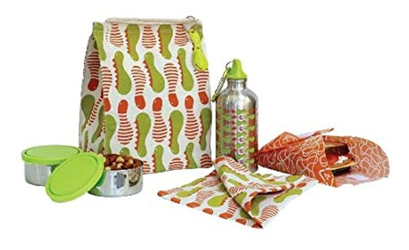 eco friendly Kids Konserve lunch kit