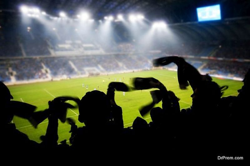 Using Energy Efficient Sports Lighting