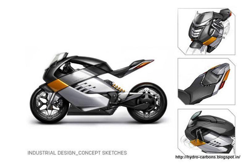 Vectrix eco bike