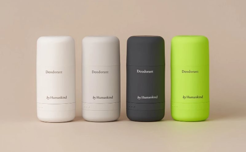 Refillable deodorant – Humankind