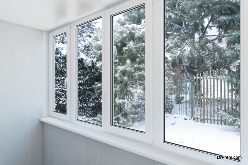double insulated windows