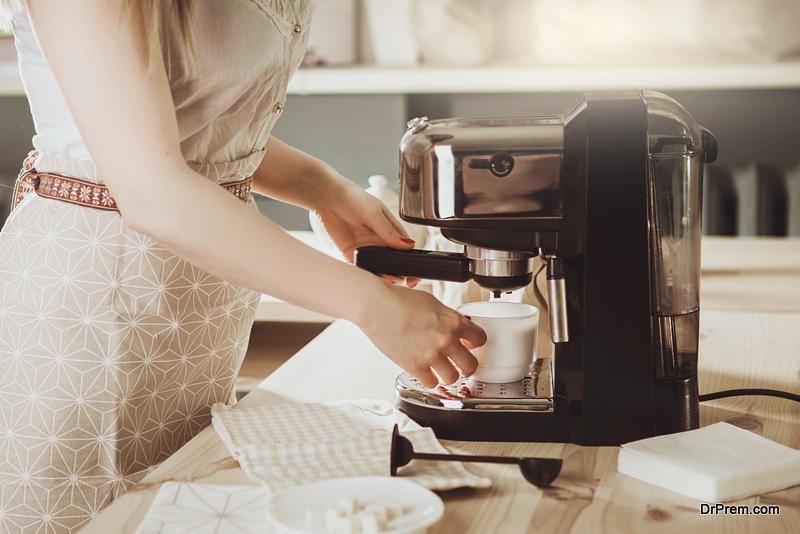 Coffee Machine Style