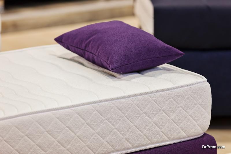 Organic or latex bedding