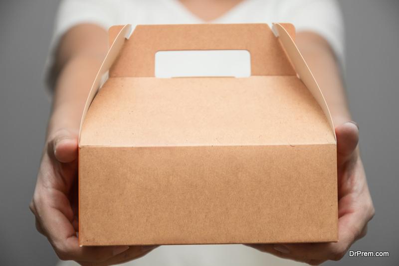 Buy pasta in cardboard boxes