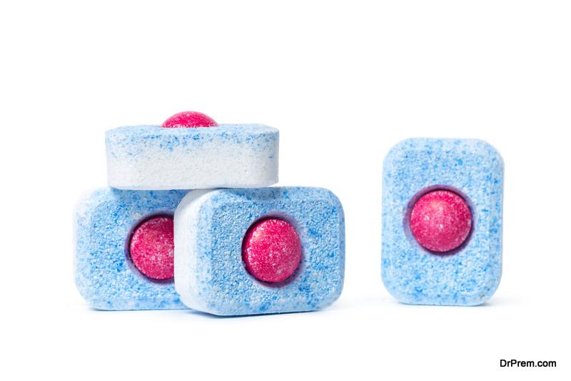 detergent tablets